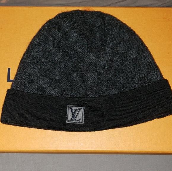 cb0f68df2da Louis Vuitton Other - MENS LOUIS VUITTON BEANIE HAT